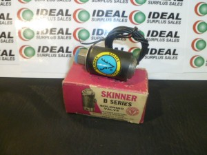 SKINNER PMB3DX4 VALVE NEW IN BOX