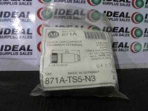ALLEN BRADLEY 871ATS5N3 CABLE NEW IN BOX