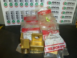 WELDCRAFT 45V11 ADAPTER NEW IN BOX