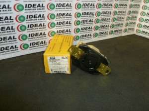 HUBBELL HBL2740 RECEPTACLE NEW IN BOX