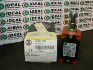 ALLEN BRADLEY 802AE27M4S7 LIMIT SWITCH NEW IN BOX