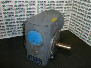 BOSTON GEAR F72615B7G REDUCER USED