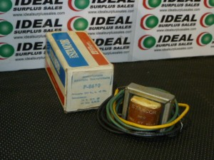 ESSEX P8610 TRANSFORMER NEW IN BOX