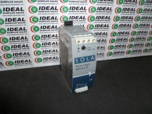 SOLA SDN8524 POWER SUPPLY NEW IN BOX