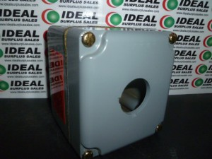 SQUARE D 9001KY1 ENCLOSURE NEW IN BOX