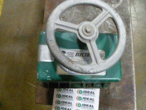 RAYMOND CONTROL SYSTEMS ERC1608 ACTUATOR USED