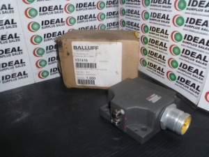 BALLUFF BNS813X640B02L1261A2202 LIMIT SWITCH NEW IN BOX