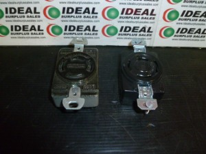 HUBBELL 20A 250V RECEPTACLE NEW