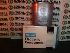MALLORY OPN460D CAPACITOR NEW IN BOX