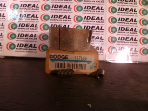 DODGE 117166 BUSHING NEW