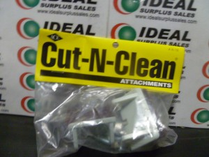 CUT-N-CLEAN A19 NEW IN BOX