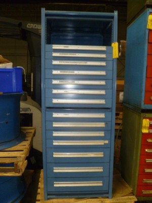 LISTA ISN83742 10 DRAWER CABINET