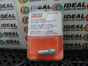 LINCOLN 91108 NIPPLE NEW IN BOX