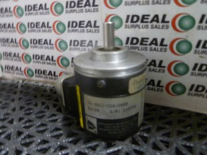 DYNAMICS RESEARCH 25S011C142000 ENCODER USED