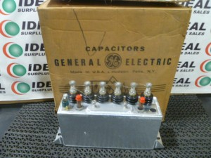 GENERAL ELECTRIC 19L0600WH4 CAPACITOR 230 KVAR NEW IN BOX