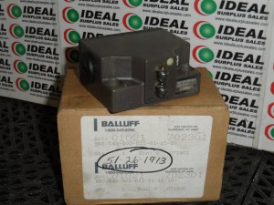 BALLUFF BNS543B02R12611210 LIMIT SWITCH NEW IN BOX