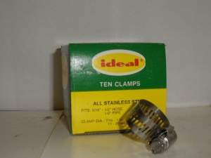 IDEAL DEVISION 6308 CLAMP NEW IN BOX