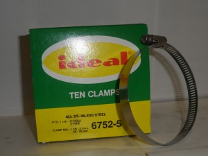IDEAL DEVISON 67525 HOSE CLAMP NEW IN BOX