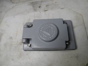 APPLETON 501341 ENCLOSURE NEW